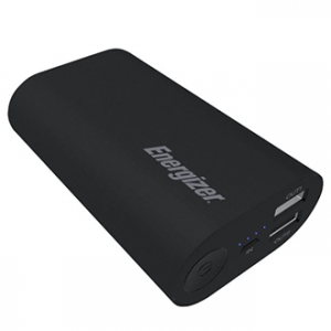 پاور بانک Energizer مدل UE10008 ظرفیت 10000 میلی آمپر | Energizer UE10008 10000mAh Power Bank