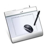 قلم نوری و ماوس پن جنیوس i608X